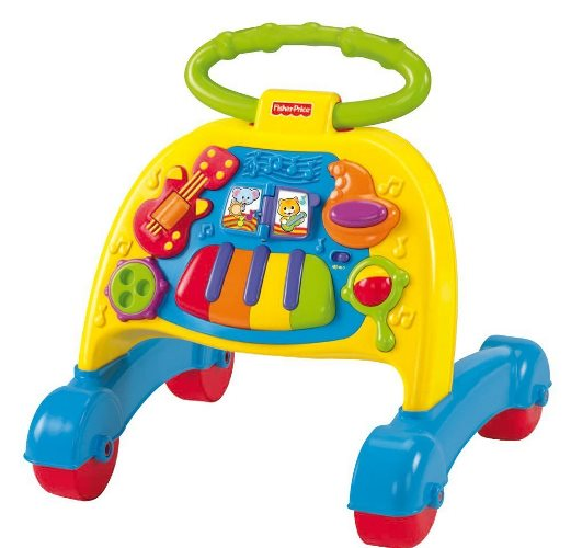 "Ходилка Fisher Price ""Пианино"""